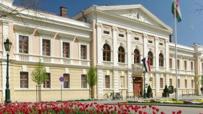 Gyulai városháza. Fotó: gyula.hu