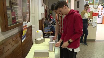 Fokozottan ügyelnek a higiéniára az evangélikus iskolában is