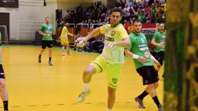 Döntetlent játszott az OFKSE a Fradi ellen. Fotó: OFKSE/Zsedényi Péter