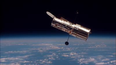 A Hubble űrtávcső Fotó forrás: wikipedia.org / NASA