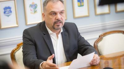 Zalai Mihály, a Békés Megyei Önkormányzat elnöke (fotó: Zentai Péter)