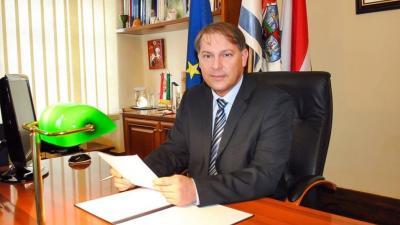 Dr. Mokán István, Sarkad polgármestere – (Fotó: Sarkad Város)