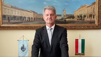 Szarvas Péter, Békéscsaba polgármestere