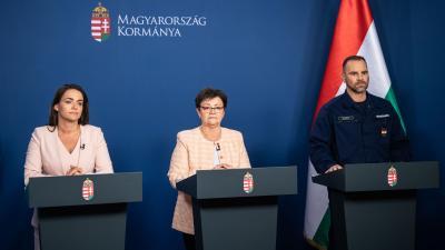 Fotó: MTI/Botár Gergely/ kormany.hu