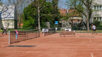 Gyulai teniszentrum  (Fotó: Gyulai Hírlap – Rusznyák Csaba)