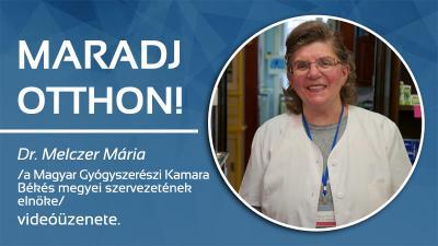 Dr. Melczer Mária