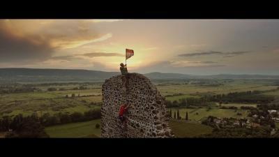Részlet az MTÜ videójából. Fotó: YouTube/Csodás Magyarország