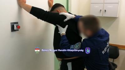 Internetes csalássorozatot derítettek fel a békéscsabai nyomozók. Forrás: police.hu