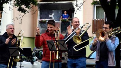 A Szegedi Harsonaegyüttes