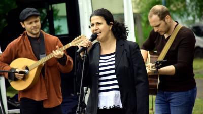 A Rokodál zenekar