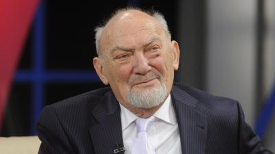 Udvaros Béla rendező, író, színházigazgató. Fotó: MTI