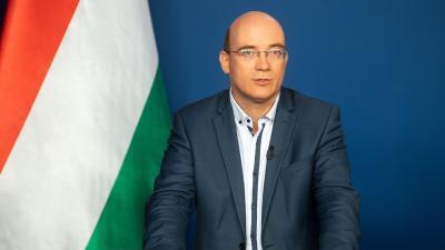 Maruzsa Zoltán (fotó: MTI/kormany.hu/Botár Gergely)