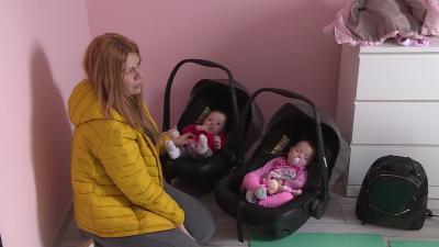 A Tóth-Máté család is igényelheti a babaváró támogatás törlesztésének felfüggesztését 3+2 évre Fotó: Kugyelka Attila