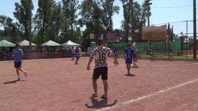 A Patrióta Békéscsaba Egyesület sport és családi naport rendezett Fotó: Bagi József