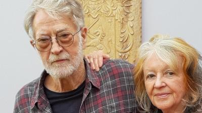 Szent-Györgyi Miklós és felesége