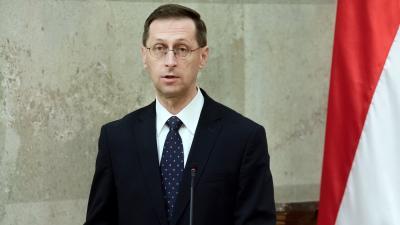 Varga Mihály (MTI fotó)