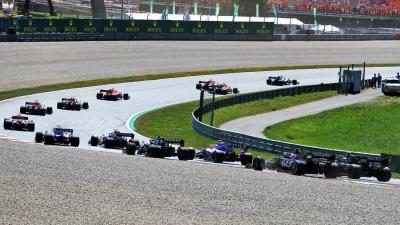 (Fotó: F1/M4Sport)