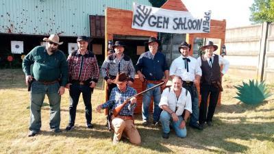 Cowboy találkozó Tótkomlóson