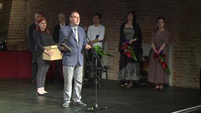 Megnyitották a Gyulai Várszínház 57. évadát Fotó: Ujházi György
