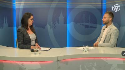 Kugyelka-Zámbori Eszter beszélgetett Bodóczi Istvánnal, a Patrióta Békéscsaba Egyesület elnökével. Forrás: 7.TV