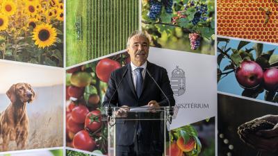Nagy István (MTI fotó: Szigetváry Zsolt