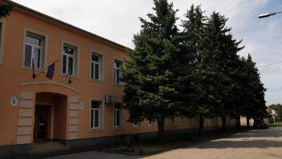 A Jankay iskola Békéscsabán (fotó: Kliment Pál)