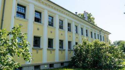 Jázmin Egészségcentrum épülete (Fotó: Máthé Csongor)