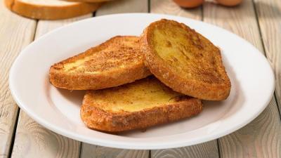 Bundás kenyér - fotó: Internet