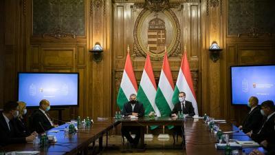 Fotó: Orbán Viktor facebook oldala