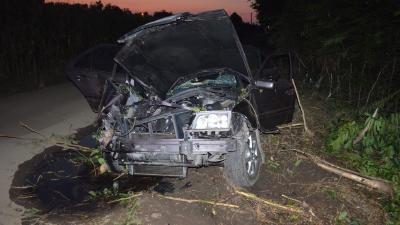 Nem volt jogosítványa és valószínűleg ittas volt a Kevermesen fának ütköző sofőr. Forrás: police.hu