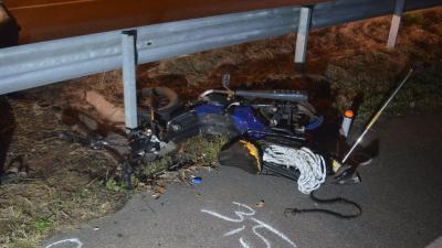 A békéscsabai baleset (fotó: police.hu)