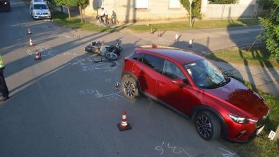 A kondorosi baleset (fotó: police.hu)