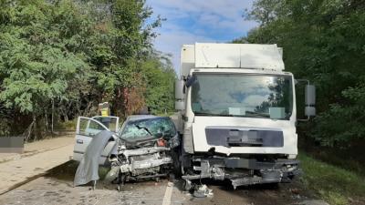 Pusztaottlakánál történet a baleset Fotó forrás. police.hu