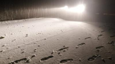Szerdára havazott az Északi-középhegységben Fotó forrás: idokep.hu
