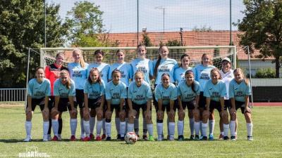 A felnőtt csapat (Fotó: Gyulai Amazonok)