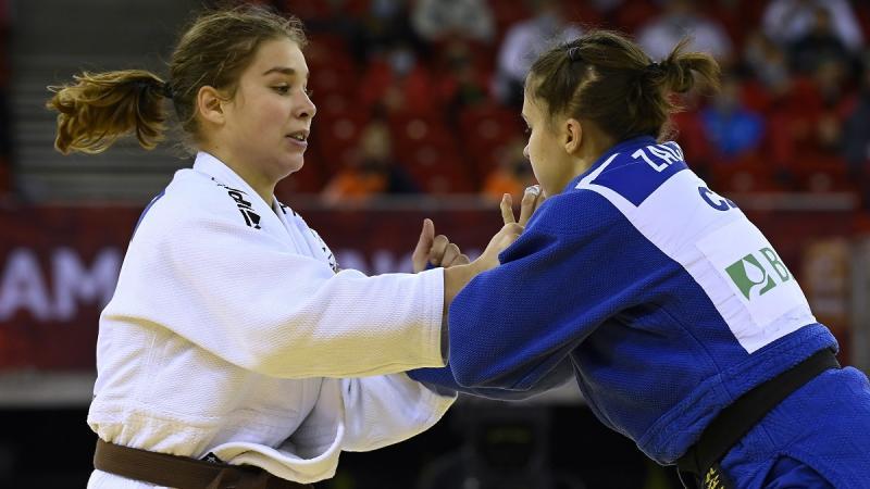 Cselgáncs: Özbas Szofi egy lépéssel közelebb az olimpiához