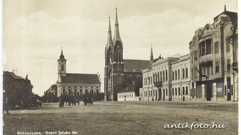Anno 1920 – Békéscsaba és a világ 1920. október elején
