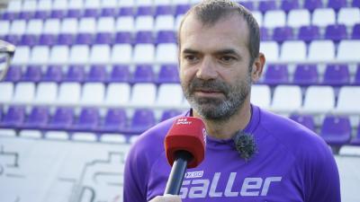 Tököli Attila korábban az M4 Sportnak is nyilatkozott – (Fotó: Bagi József)