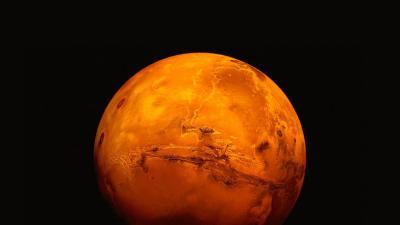 A Mars. Forrás: CNN