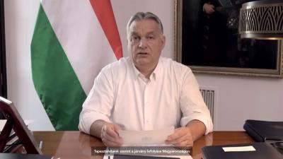 Orbán Viktor (fotó: Facebook.com/Orbán Viktor)