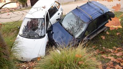 A geszti baleset (fotó: police.hu)