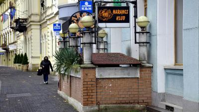 A Narancs Klub – Fotó: behir.hu/Such Tamás