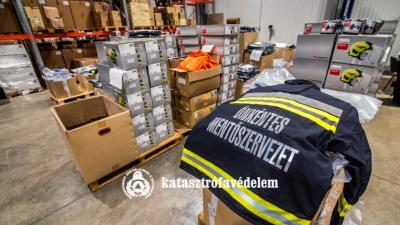 Fotó: Békés Megyei Katasztrófavédelmi Igazgatóság