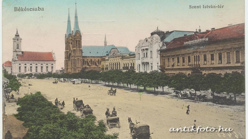 Anno 1920 – Békéscsaba és a világ 1920 december elején