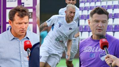 A szezont Schindler Szabolcs irányításával kezdte meg a csapat, akit szeptemberben Preisinger Sándor váltott - (Fotók: Milyó Pál, Meder István és Bagi József)
