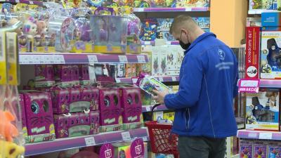 Nagy dilemma az ajándékvásárlás (Kép: Ujházi György/BMC)