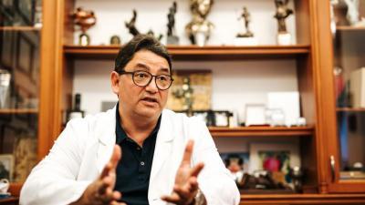 Dr. Merkely Béla (fotó: koronavirus.gov.hu)