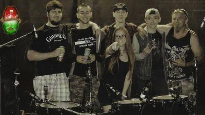 A Vida Rock Band Roll – Fotó: Vida Róbert archívumából