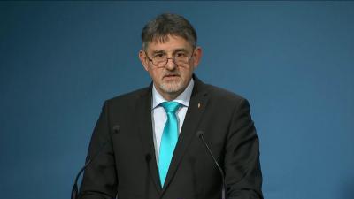 György István területi közigazgatásért felelős államtitkár (Forrás: Magyarország Kormánya)