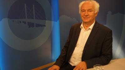 Herczeg Tamás országgyűlési képviselő (fotó: behir.hu)